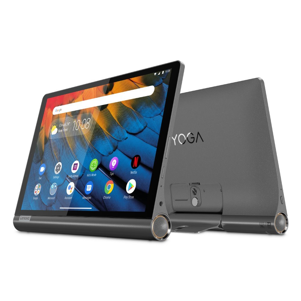 "Lenovo Yoga Smart Tab LTE 10"" 4GB + 64GB Iron Grey - šedý (ZA530005CZ)"