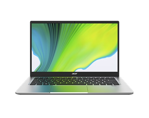 "Acer Swift 1 (SF114-33-P06C) N5030 / 4GB+N / A / 128GB SSD+N / A / HD Graphics / 14"" FHD IPS LED matný / BT / W10S Home / Silver"
