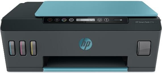 HP All-in-One Ink Smart Tank Wireless 516 (A4, 11/5 ppm, USB, Wi-Fi, Print, Scan, Copy)